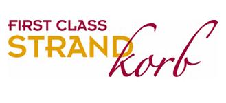 First Class Strandkorb